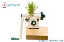 Máy ép nước cỏ lúa mì và hoa quả Healthy Juicer