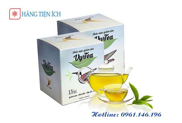 Trà thảo mộc giảm cân vy&tea