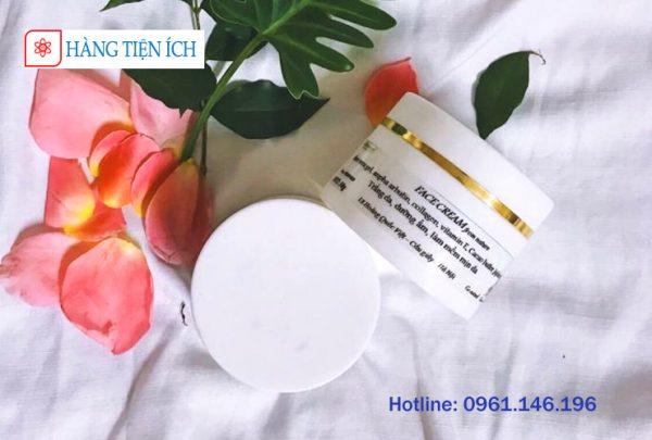 Kem dưỡng da Face Cream bổ sung Collagen Vitamin E Viện Hàn Lâm