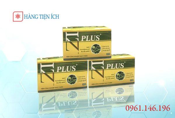 Men vi sinh (men tiêu hóa) IZ Plus CN Viện thực phẩm trị táo bón biếng ăn