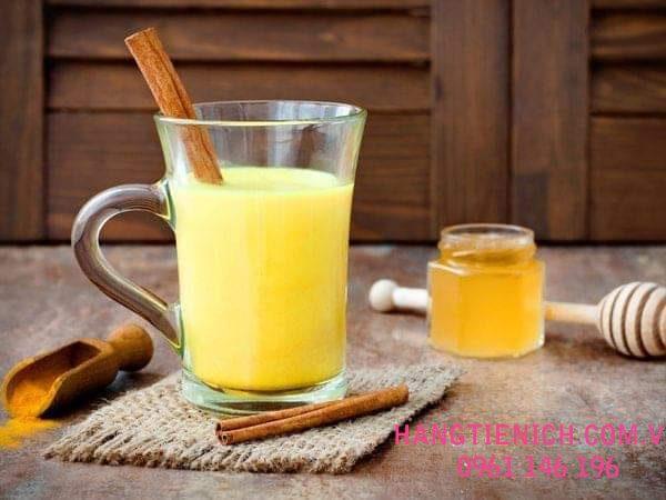 Uống Sữa Nghệ Curcumin Collagen Viện Hàn Lâm mỗi ngày để tăng cường sức đề kháng