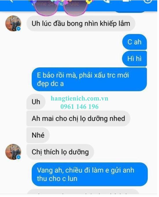 Phản hồi về Kem dưỡng thuốc bắc Hồng Hạnh