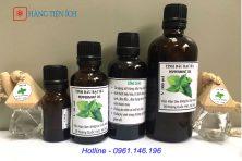 Tinh dầu Bạc Hà Viện Hàn Lâm kích thích thần kinh, giảm đau bụng