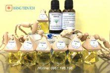 Tinh dầu treo xe Sả Chanh (Tinh dầu sả chanh) Viện Hàn Lâm khử mùi oto