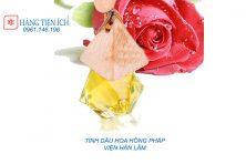 Tinh dầu treo xe treo tủ Hoa hồng Pháp - Viện Hàn Lâm