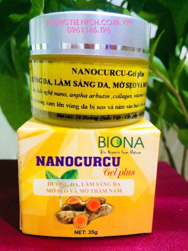 Hình ảnh sản phẩm Kem dưỡng da Nanocurcu Viện Hàn Lâm