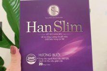 Giảm cân HanSlim dạng Siro giúp giảm cân giảm béo an toàn và hiệu quả